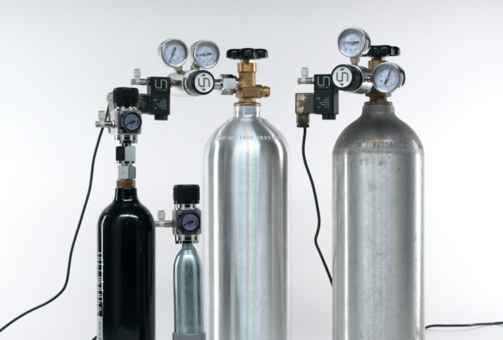 Used Co2 Tanks